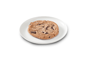 Fresh Baked Chocolate Chunk Cookie