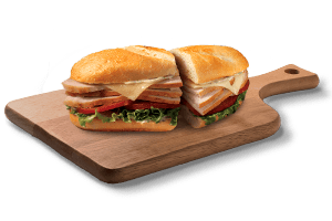 Rotisserie Turkey Breast Sandwich