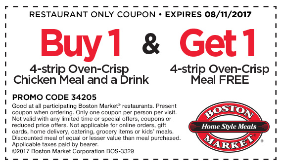 Oven-Crisp Chicken Strips BOGO