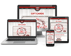 Gift Cards Available for Purchase from Any Device.